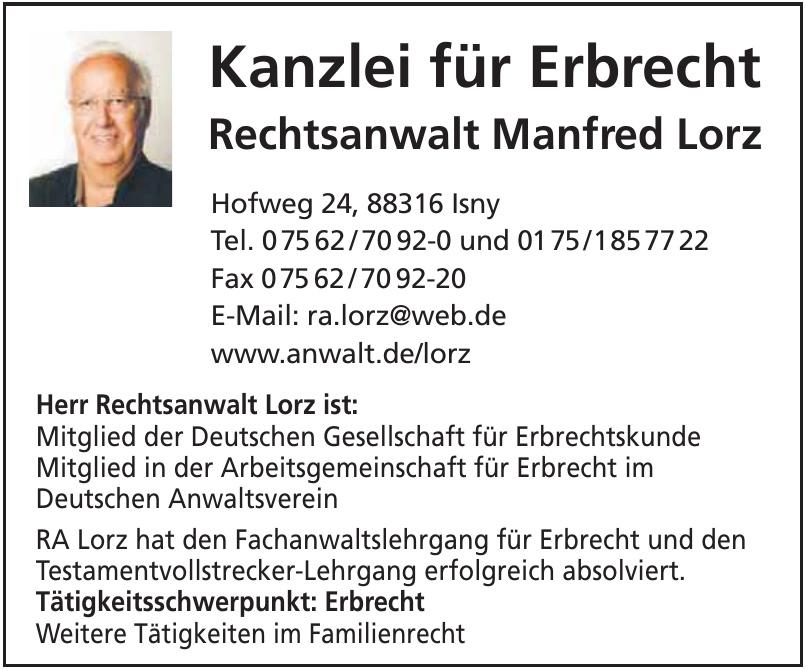 Rechtsanwaltskanzlei Burk & Lorz