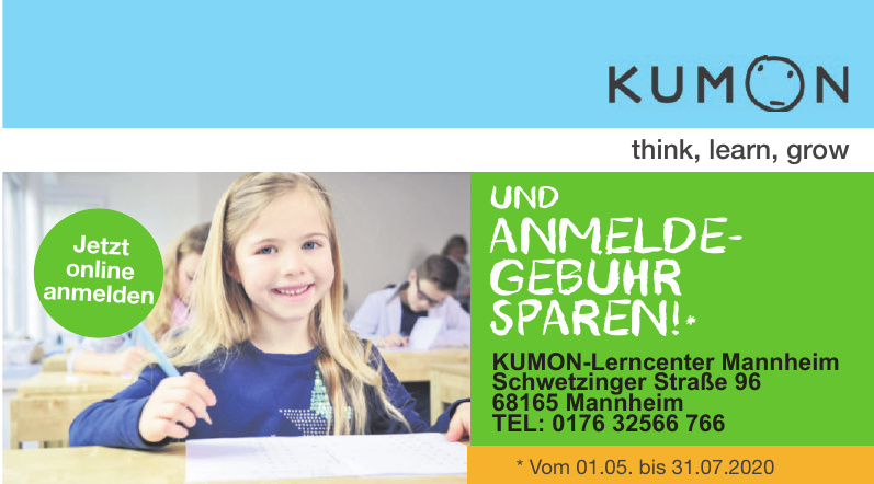 KUMON-Lerncenter Mannheim