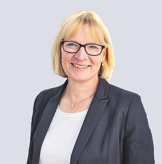 Stefanie Haaks, die Vorstandsvorsitzende der KVB, über künftige Ziele