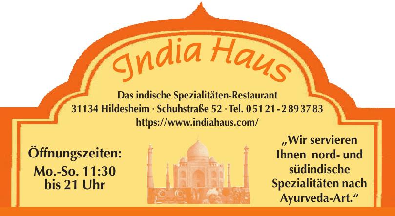 India Haus
