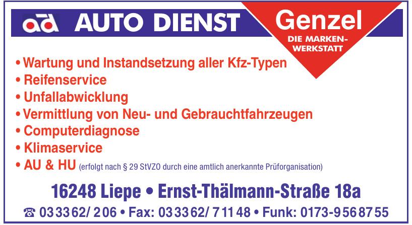 Autodienst Genzel