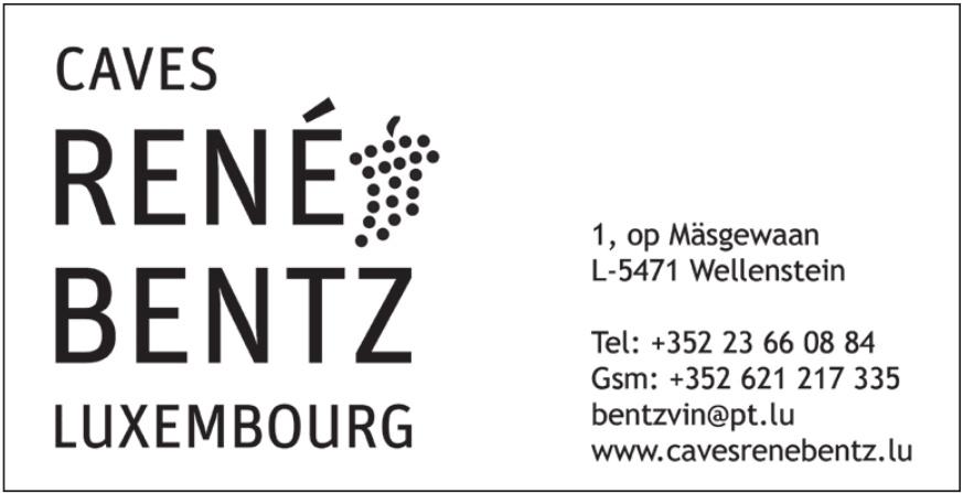 Caves René Bentz