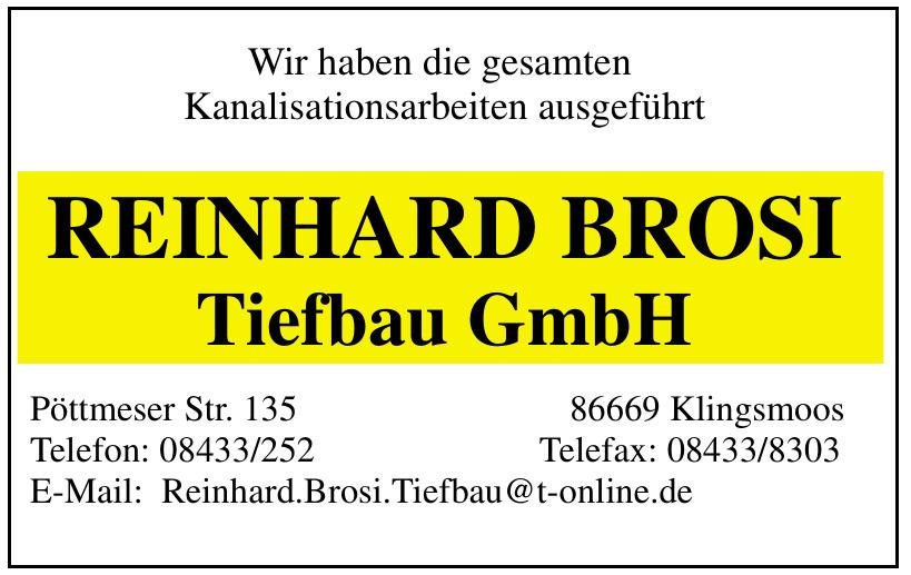 Reinhard Brosi Tiefbau GmbH