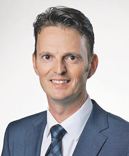 Dr. Marco Richrath übernimmt zum 15. Juli den Posten des Direktors Bild: Shell