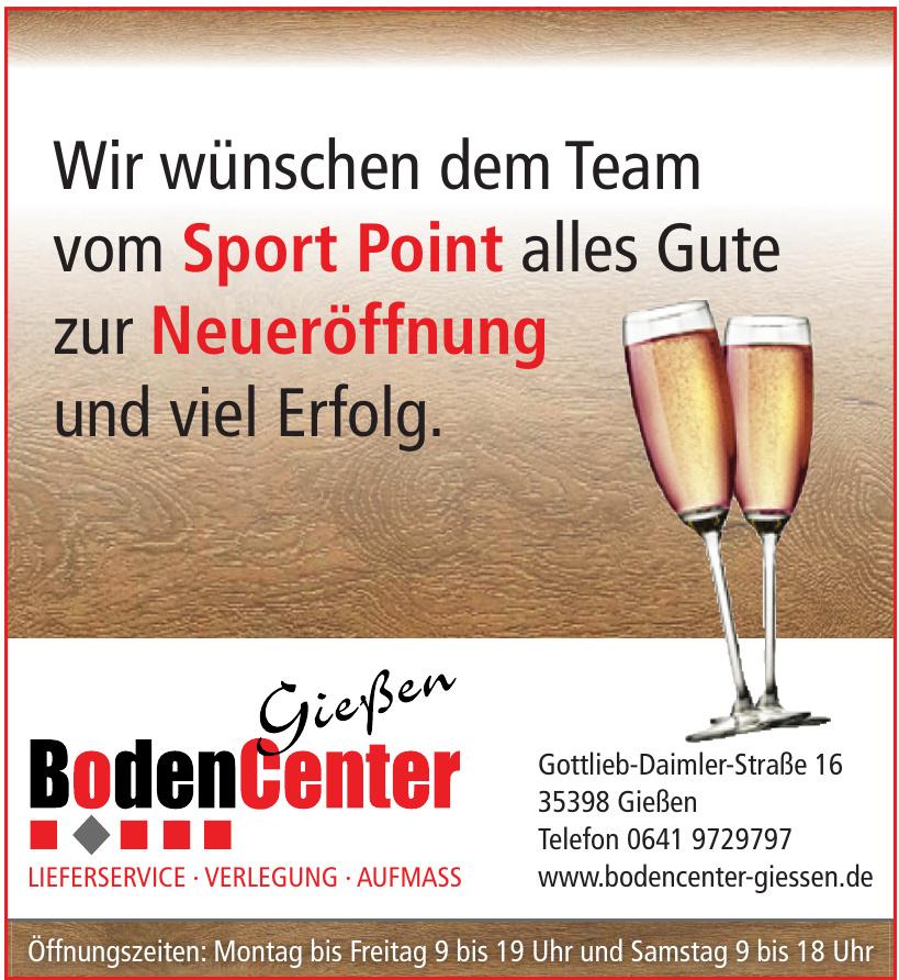 BodenCenter Gießen