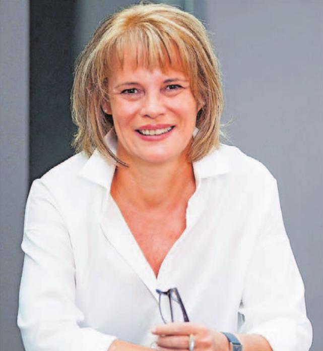 Christiane Blatt, Oberbürgermeisterin der Mittelstadt Völklingen. Foto: Stadt Völklingen/M. Samsel