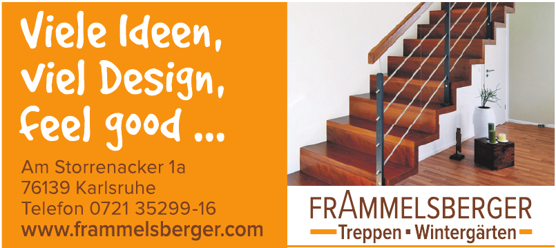 Frammelsberger Treppen - Wintergärten
