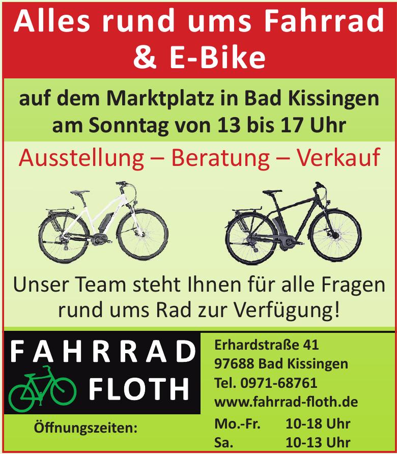 Fahrrad Floth