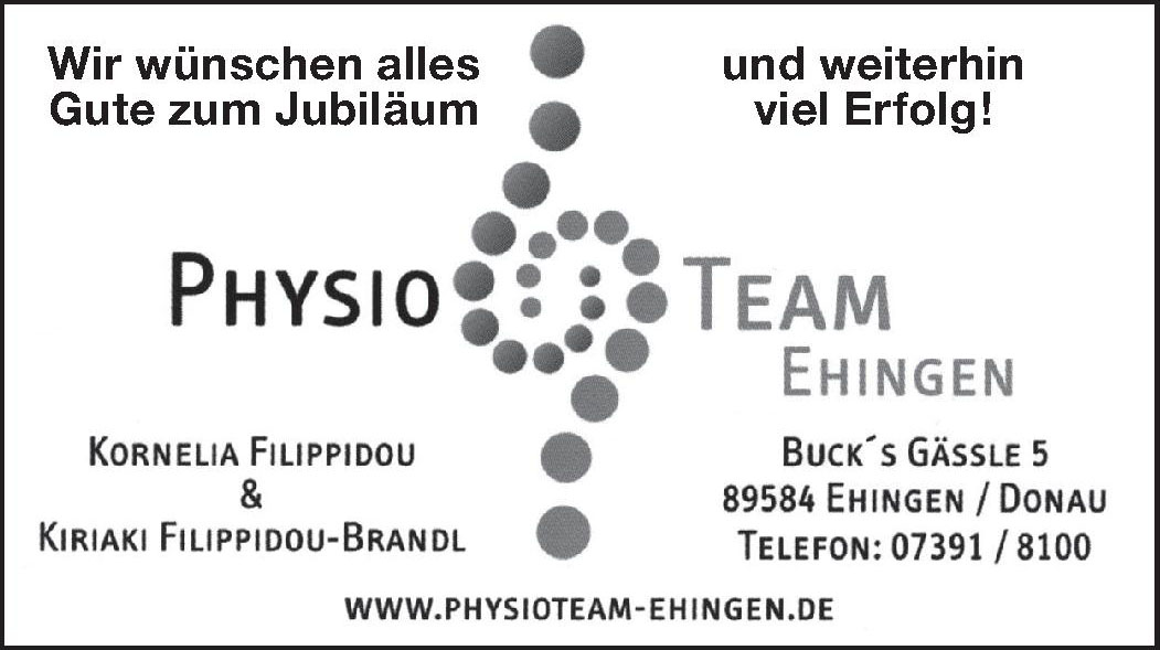 Physioteam Ehingen