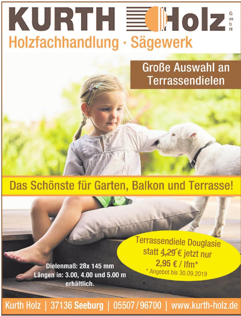 Kurt Holz Seeburg