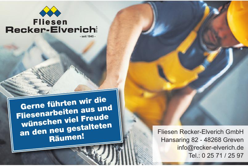 Fliesen Recker-Elverich GmbH