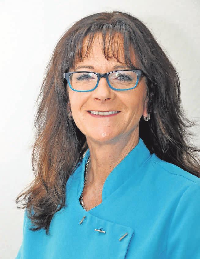 Kosmetikerin und Podologin Anja Krause hofft auf bessere Zeiten.