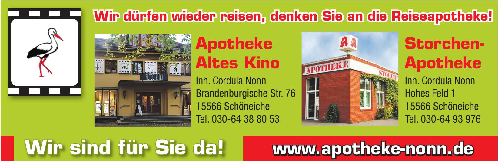 Apotheke Altes Kino