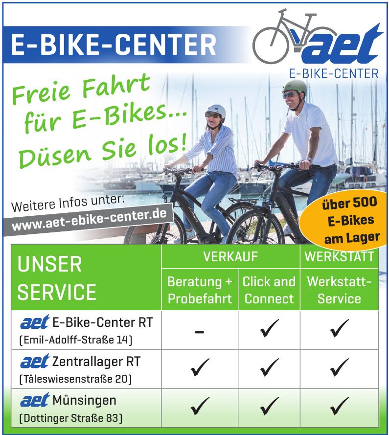 aet E-Bike-Center