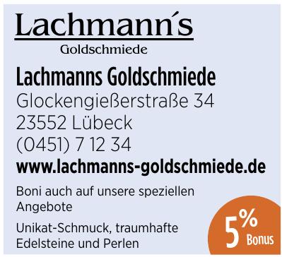 Lachmanns Goldschmiede