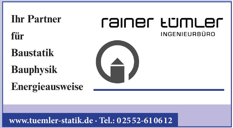 Rainer Tümler