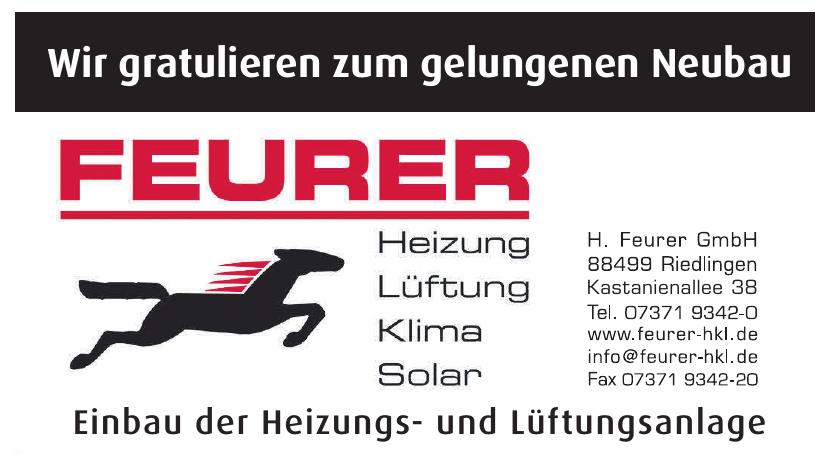 H. Feurer GmbH