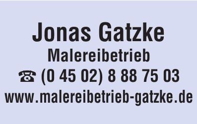 Jonas Gatzke Malereibetrieb