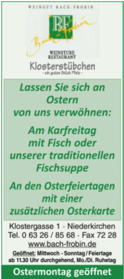 Bach-Frobin