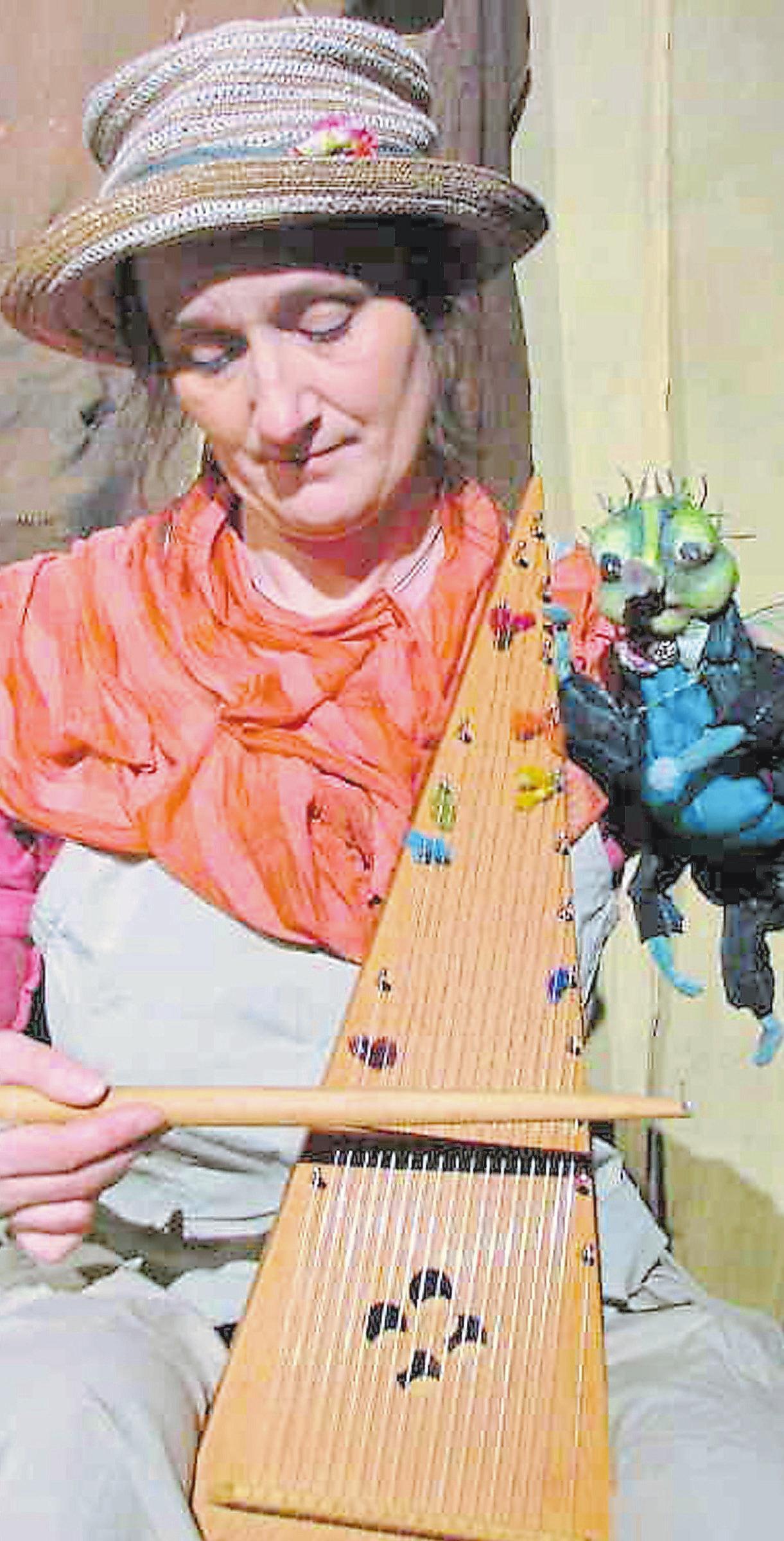 Aus Bochum kommt der Kindertheater Wilde Hummel nach Gronau. Foto: Veranstalter