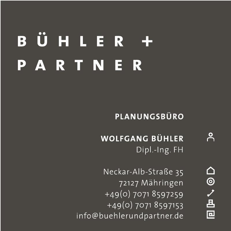 Bühler + Partner Planungsbüro