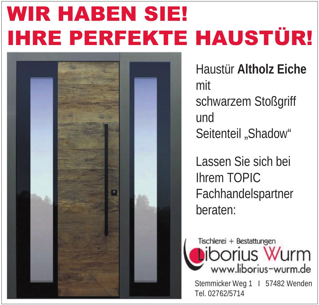Tischlerei Liborius Wurm