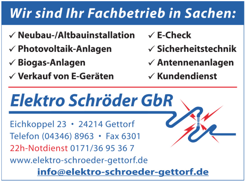Elektro Schröder GbR