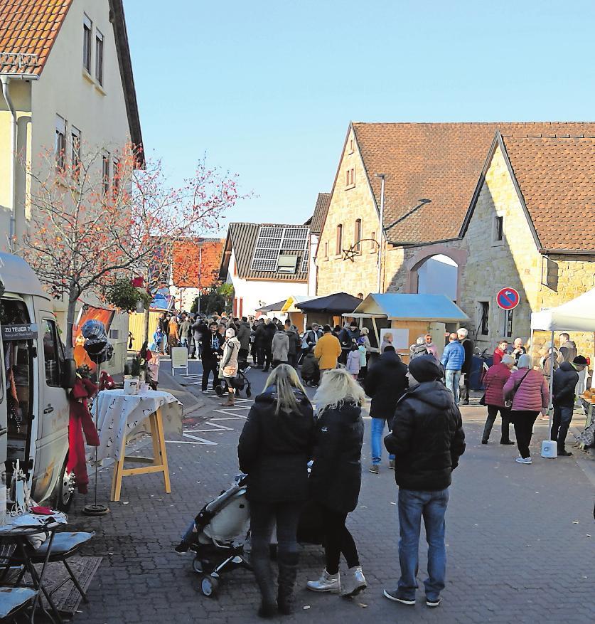 Herbstmarkt geht in die zweite Runde Image 1