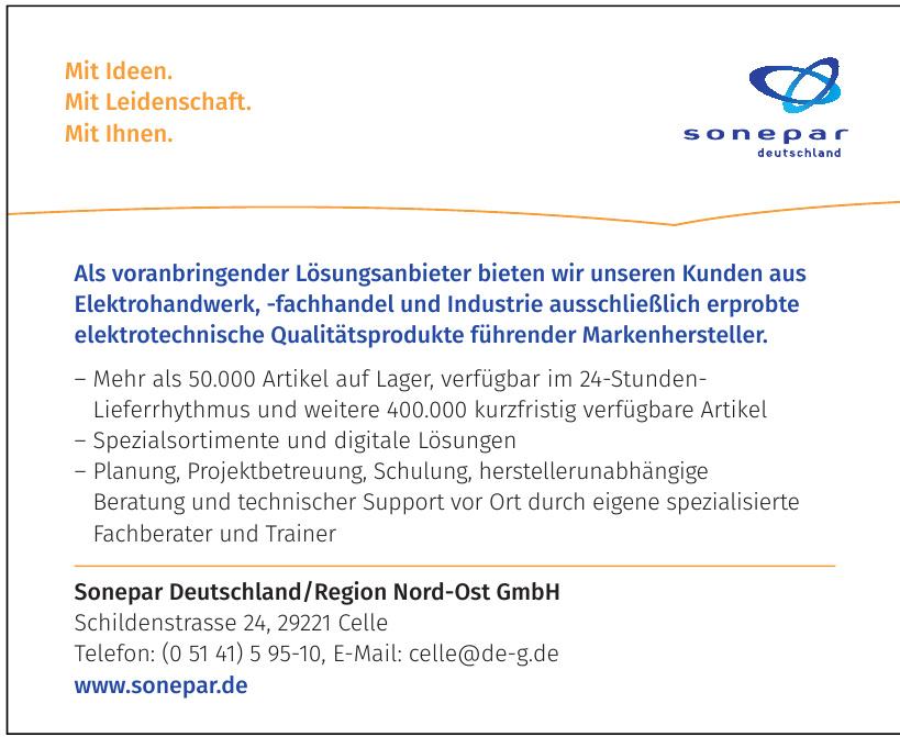 Sonepar Deutschland / Region Nord-Ost GmbH