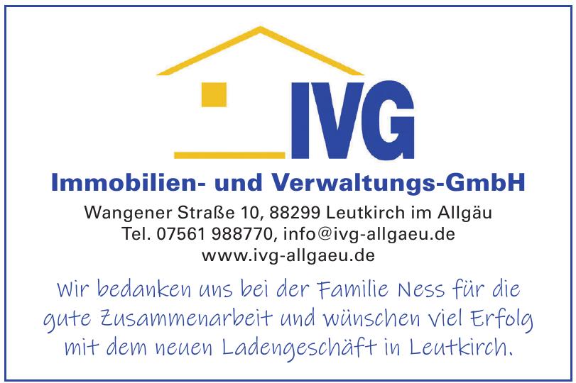Immobilien- und Verwaltungs-GmbH