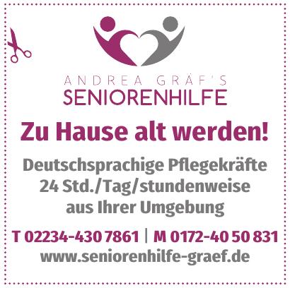 Andreas Gräf´s Seniorenhilfe