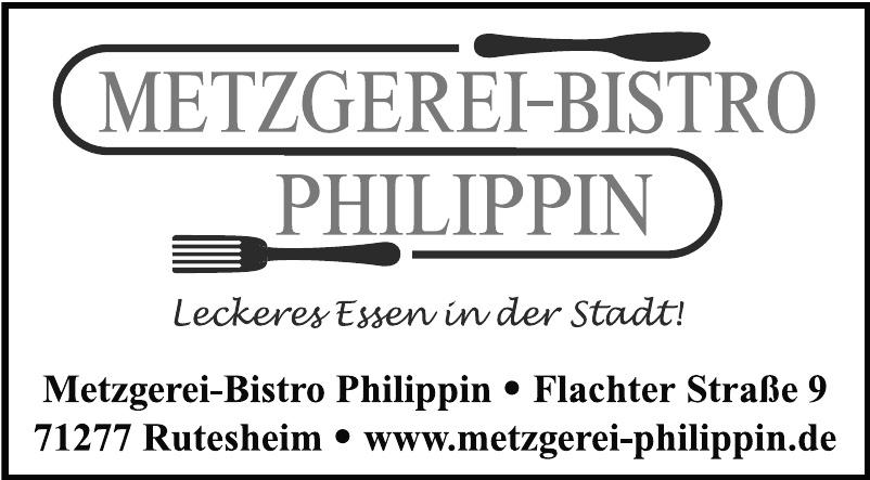 Metzgerei-Bistro Philippin