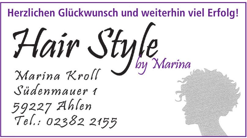 Hair Style by Marina