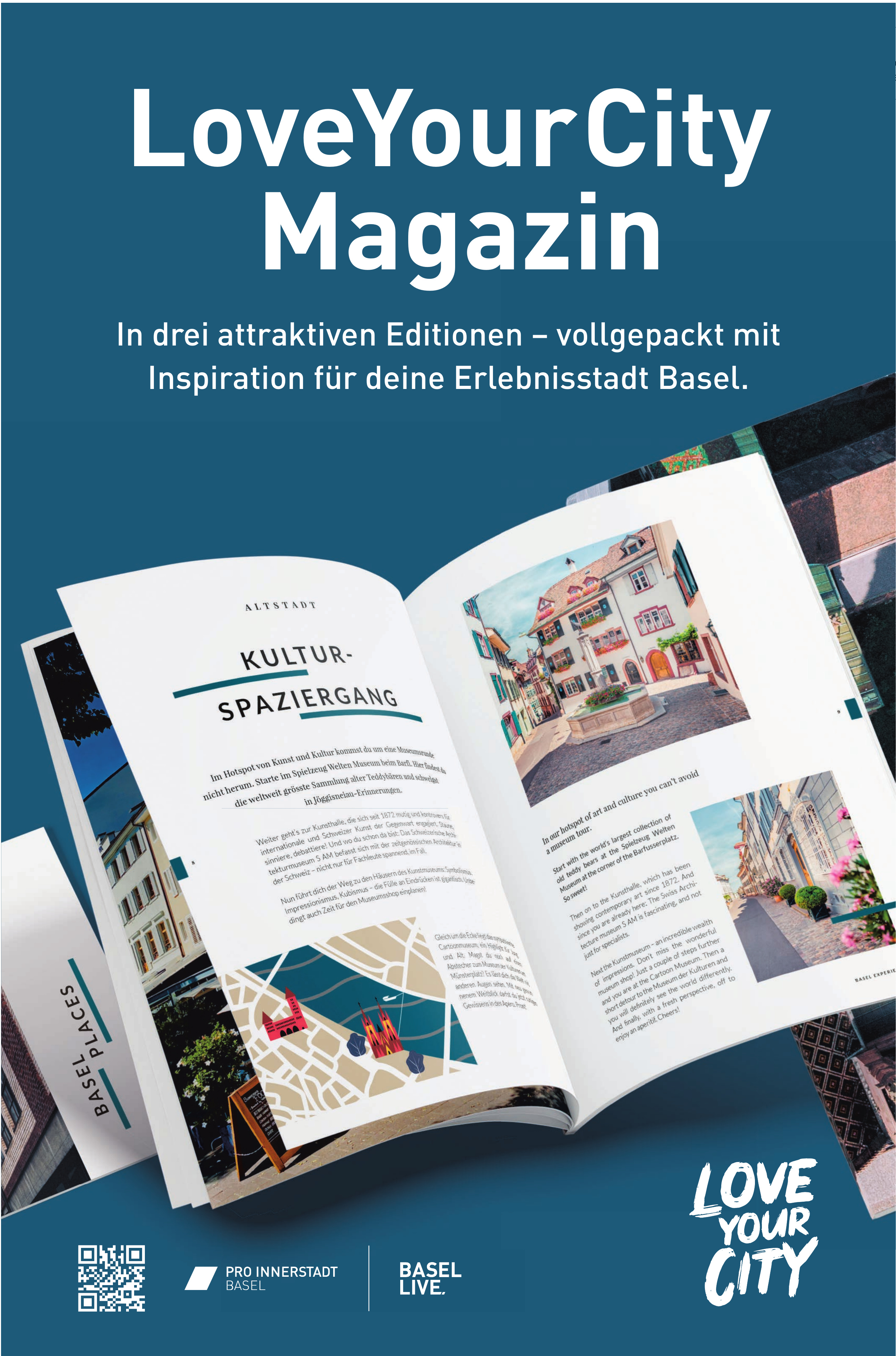 Love Your City Magazin