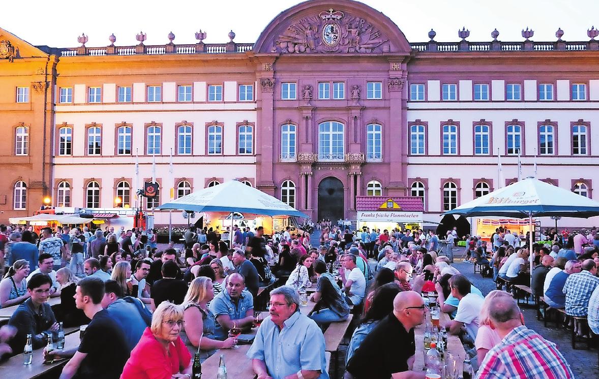 Stadtfest wird 40 Jahre alt