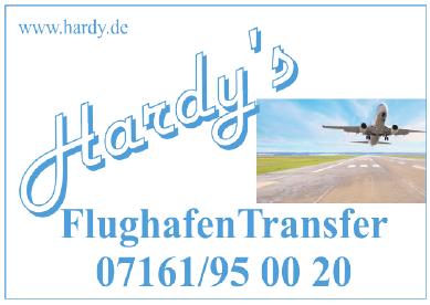 Hardy's FlughafenTransfer & Taxi e.K.