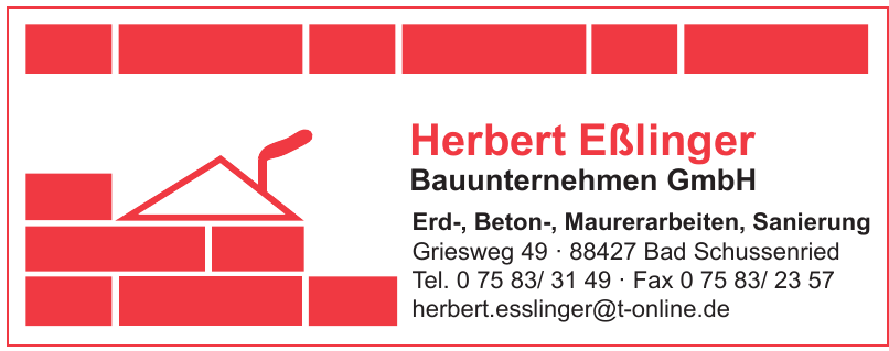 Herbert Eßlinger Bauunternehmen GmbH