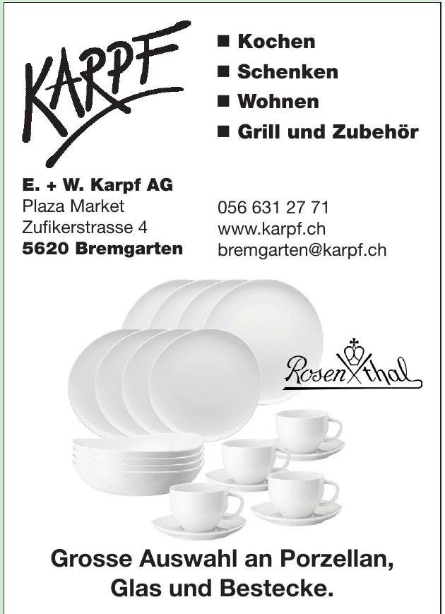 E. + W. Karpf AG