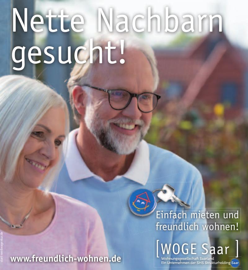 Woge Saar, Wohnungsgesellschaft Saarland