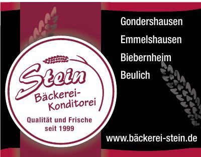 Stein Bäckerei-Konditorei