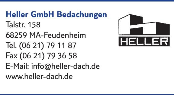 Heller GmbH Bedachungen