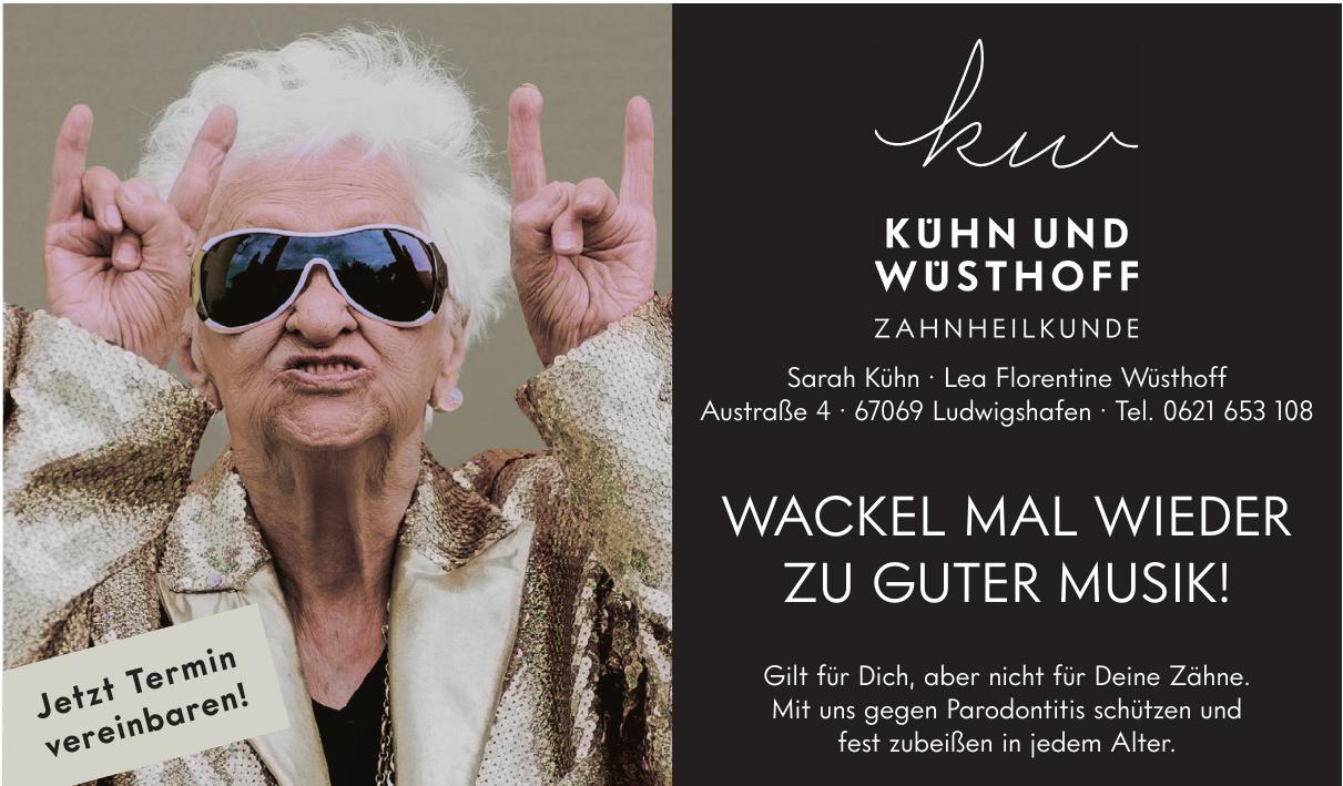 Gemeinschaftspraxis Sarah Kühn & Lea Wüsthoff