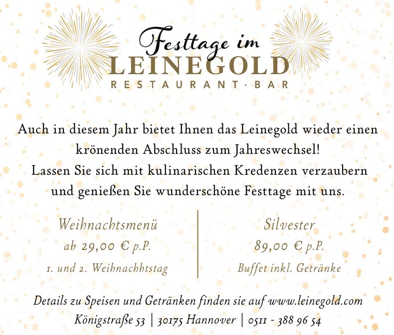 Restaurant Leinegold