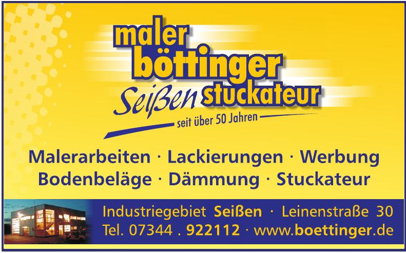 Maler Böttinger Stuckateur
