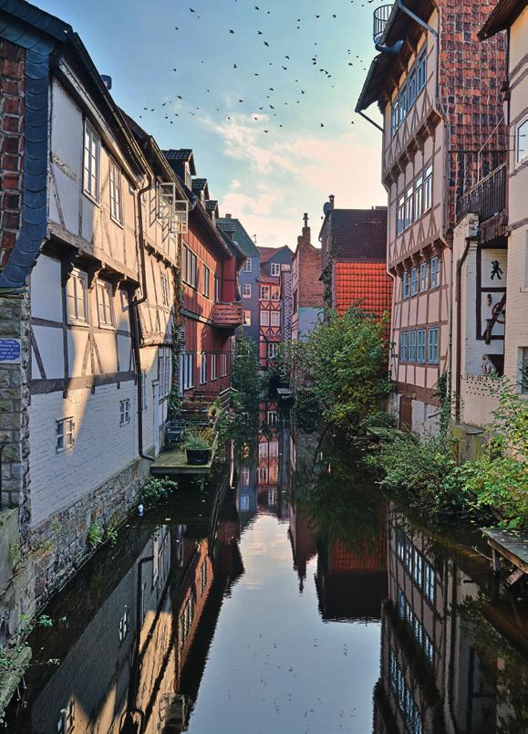 Wolfenbüttel wartet mit Fachwerk aus allen Epochen auf. Foto: Achim Meure
