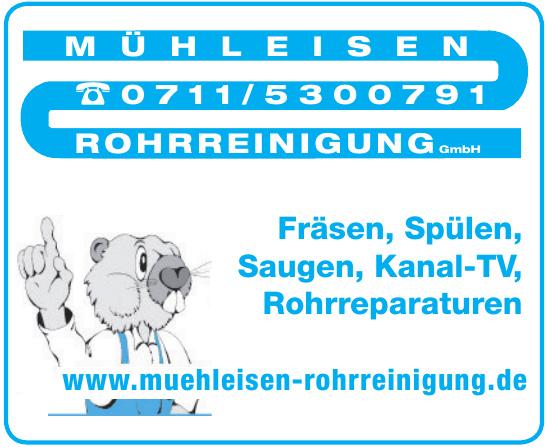 Mühleisen Rohrreinigung GmbH