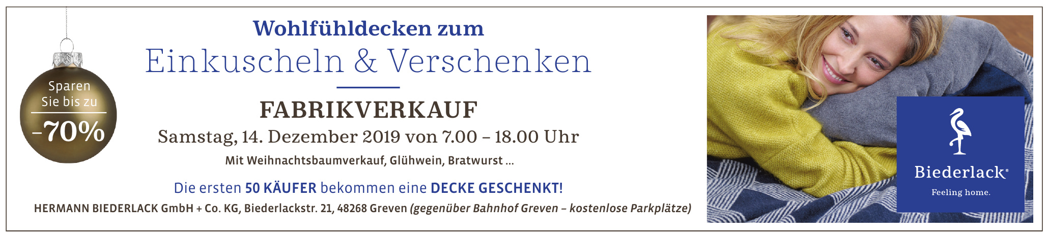 Hermann Biederlack GmbH + Co. KG