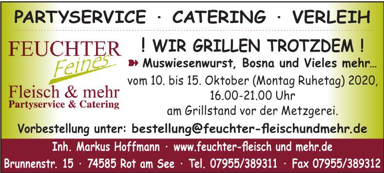 Fleisch & mehr - Partyservice & Catering
