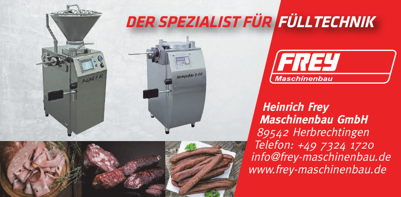 Heinrich Frey Maschinenbau GmbH
