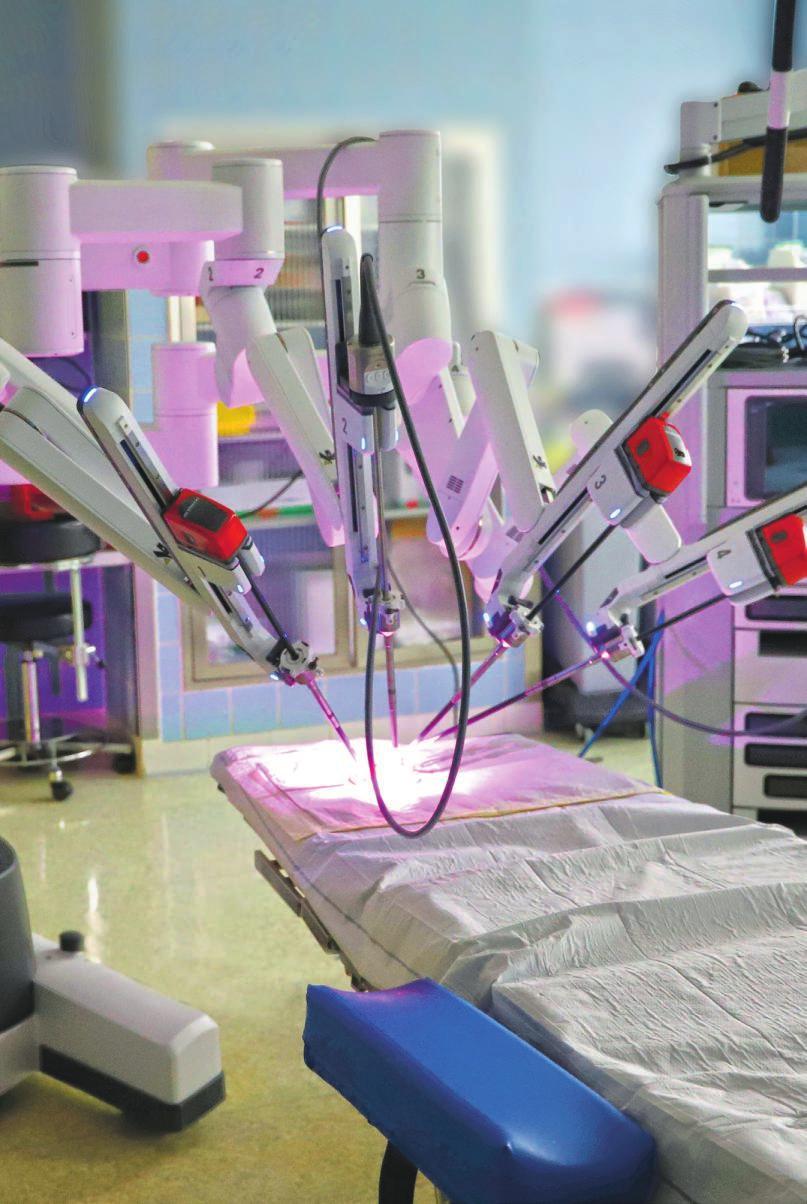 Robotic im Krankenhaus Image 6